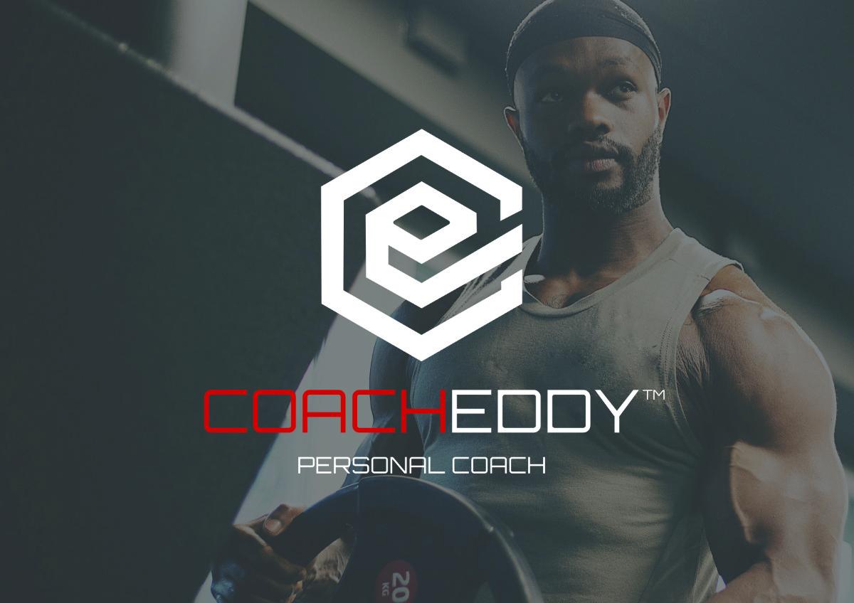 Projekt: Logodesign für Fitnesstrainer & Influencer Coach Eddy